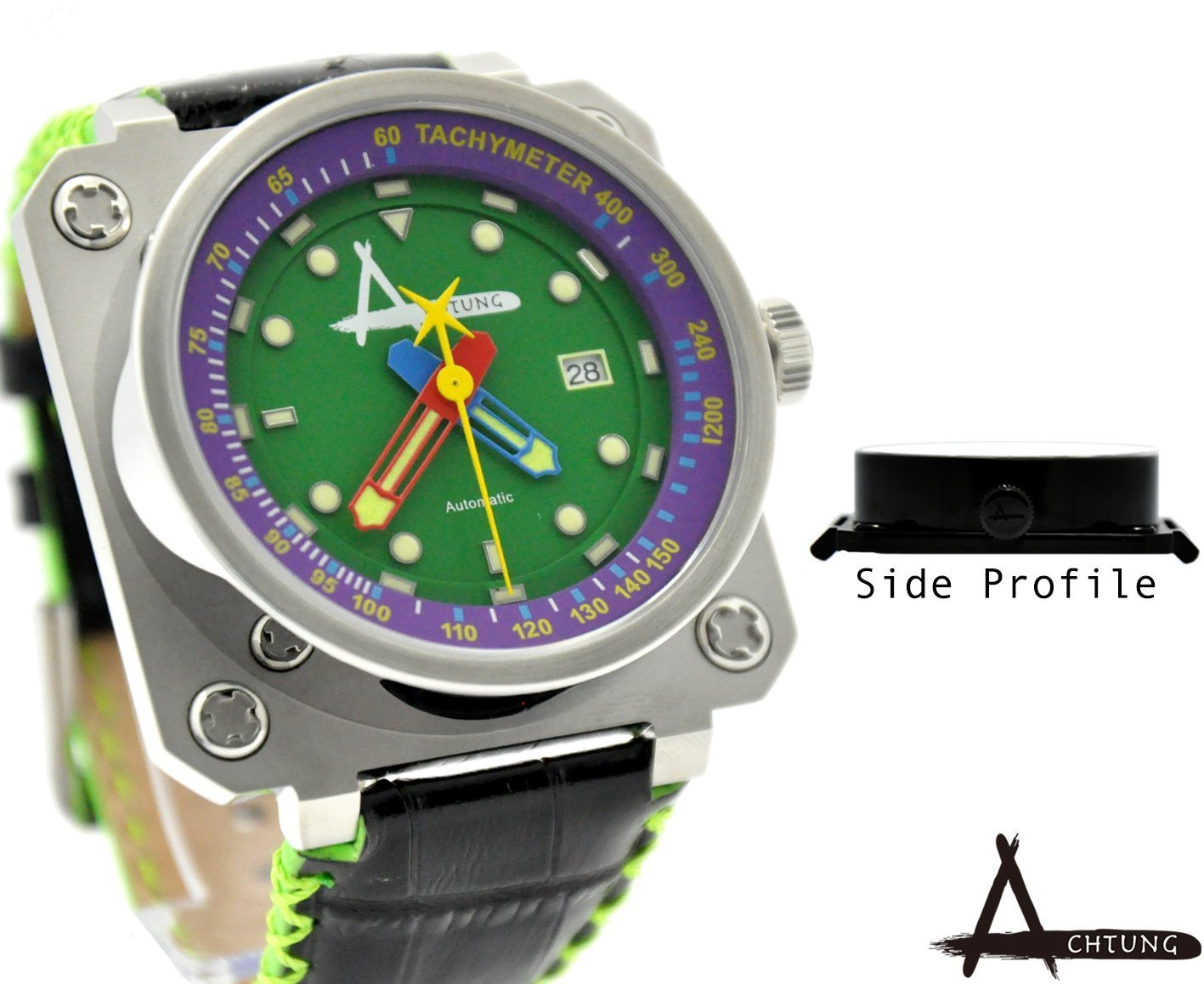 Achtung Classic Series/ Green
