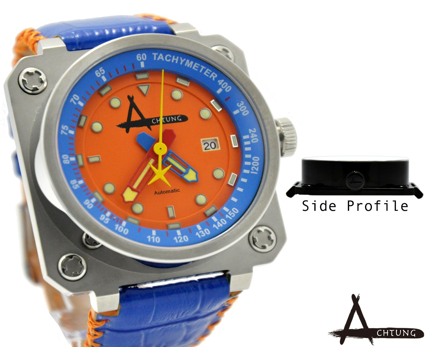Achtung Classic Series/ Orange