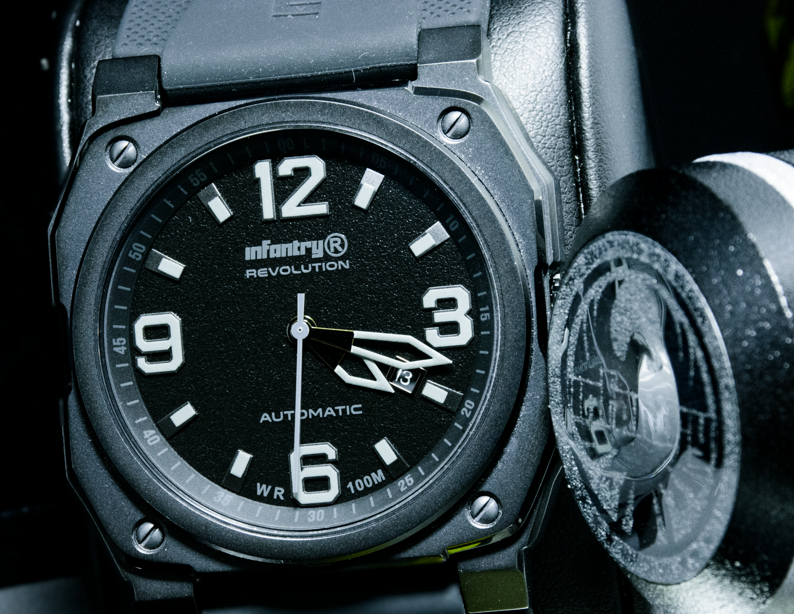Infantry Revolution Auto-pilot Series / Triple Black